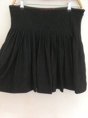 Polo Ralph Lauren Plaid Skirt anthracite-black
