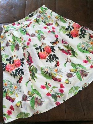Yumi Plisowana spódnica Wielokolorowy