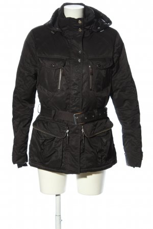 Fame Winterjacke braun Casual-Look