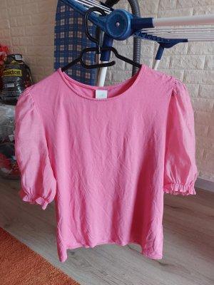 Famen Bluse Top Oberteil in Rosa gr.M L