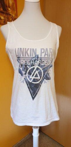 """Fan-Tanktop """"Recharged"""" von Linkin Park, Größe XL"""