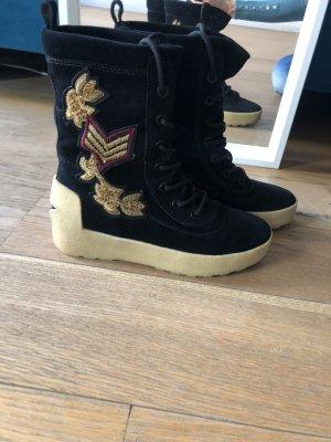 Fancy Boots Schnürrstiefel