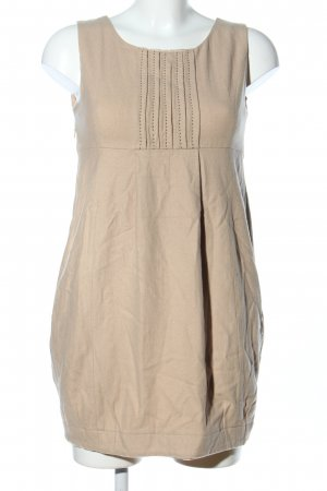 Ballonkleid creme Casual-Look