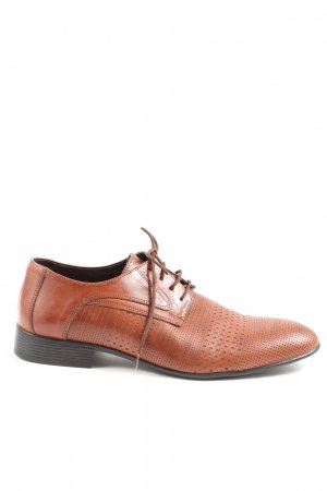 Fantasia boutique Oxfords bruin casual uitstraling