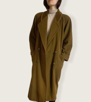 Vintage Manteau d'hiver brun-marron clair