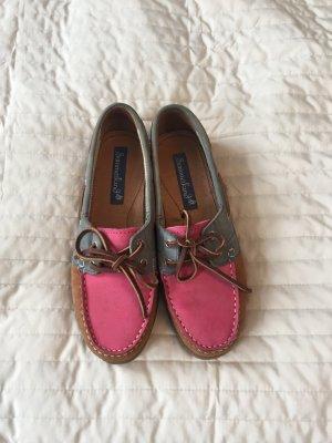 Sommerkind Zapatos de marinero multicolor