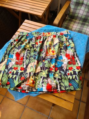 .12 puntododici Minigonna multicolore Cotone