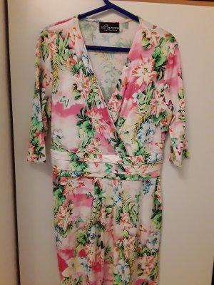 Farbenfrohes Kleid
