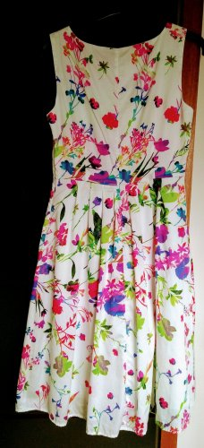 Qiero Summer Dress white
