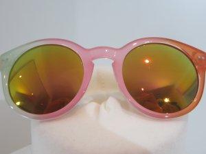 Zara Lunettes rondes multicolore