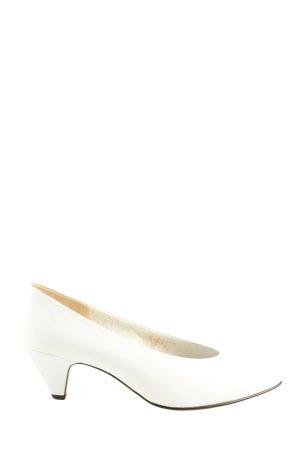 Fareen High Heels white casual look