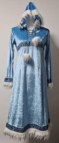 Faschingskostüm - Sexy Eskimo-Lady Kostüm Gr. 38