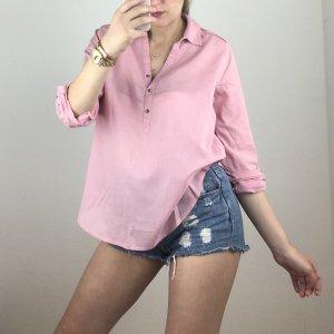 Bodysuit Blouse rose-gold-coloured