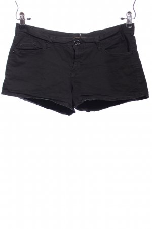 Fashion Club Hot Pants schwarz Casual-Look
