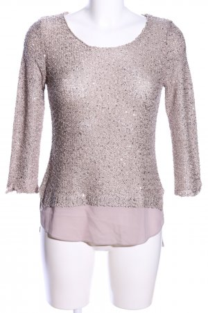 Fashion Club Strickpullover pink Casual-Look