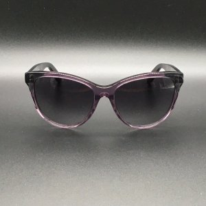 Bottega Veneta Glasses grey violet acetate