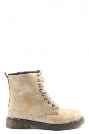fashion Chukka boot blanc cassé style décontracté