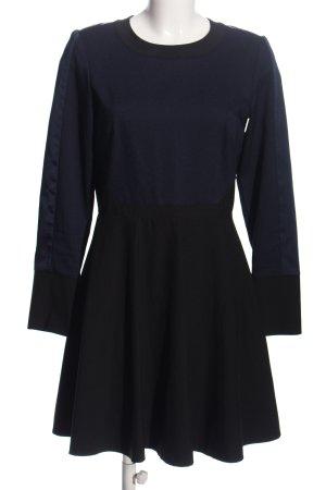 fashion hero for Karstadt A-Linien Kleid schwarz Business-Look