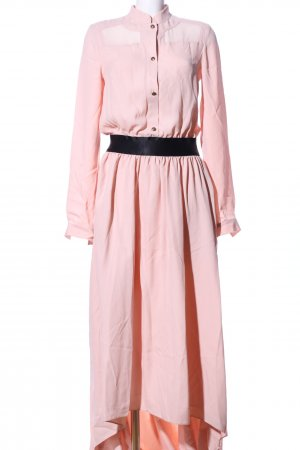 fashion hero for Karstadt Maxikleid pink Casual-Look