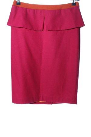 fashion hero for Karstadt Midirock pink-hellorange Elegant
