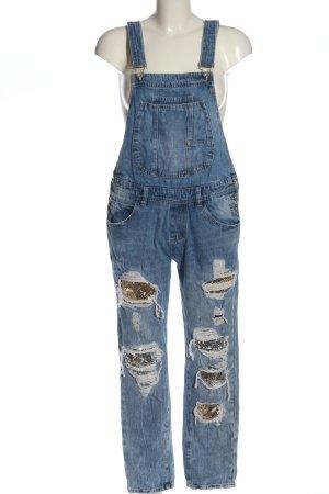 fashion jeans Latzjeans