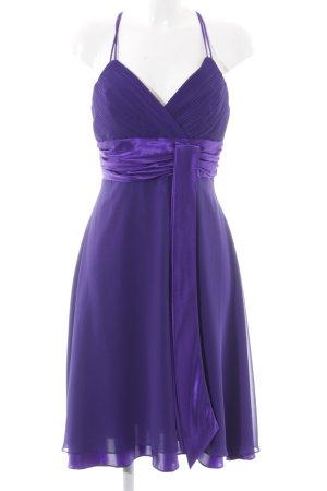 Fashion New York Abendkleid lila Elegant
