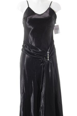 Fashion New York Abendkleid schwarz Elegant