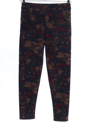 Pantalon strech imprimé allover style décontracté