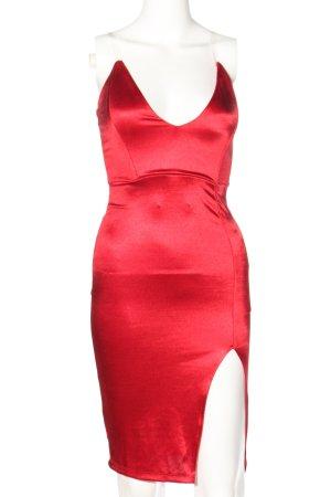 Fashion Nova Corsagenkleid rot Elegant