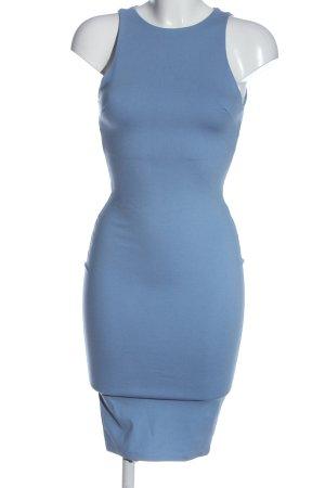 Fashion Nova Etuikleid blau Casual-Look