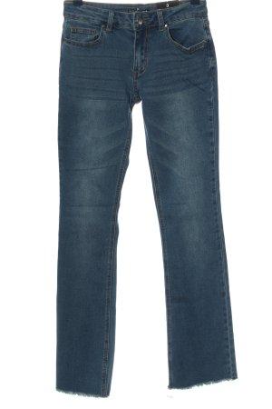 Fashion Nova Straight-Leg Jeans