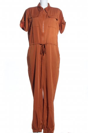 Fashion Nova Jumpsuit braun Casual-Look