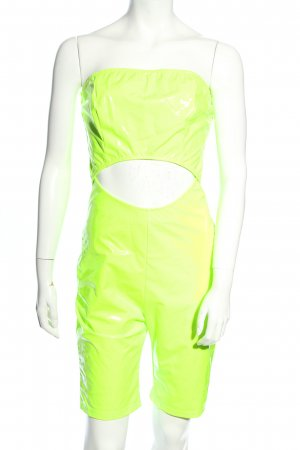 Fashion Nova Jumpsuit grün Casual-Look