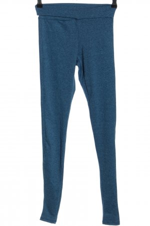 Fashion Nova Legging bleu moucheté style décontracté