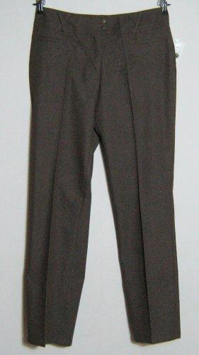 Fashion&Style Hose Stretch Braun Größe 48