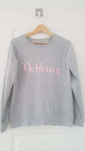 Fashion Sweater grau Gr. S