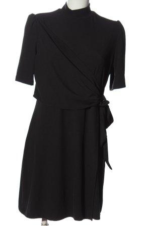 Fashion Union Kurzarmkleid schwarz Casual-Look