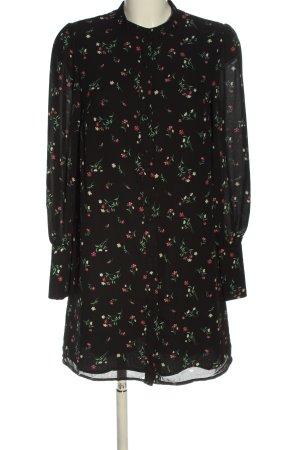 Fashion Union Minikleid Allover-Druck Elegant