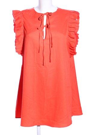 Fashion Union Minikleid rot Casual-Look
