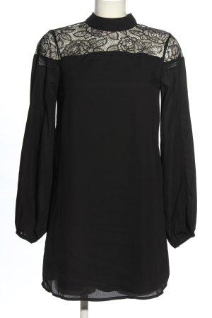 Fashion Union Minikleid schwarz Casual-Look