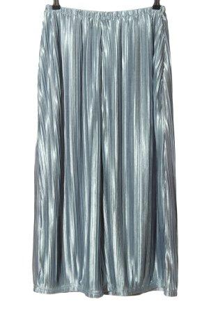 Fashion Union Palazzo Pants light grey elegant