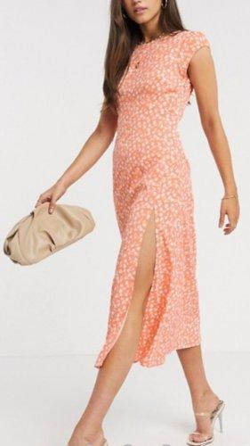 Fashion Union Sommerkleid geblümt 36(8) Neu