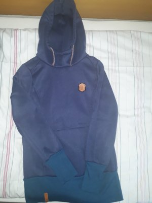 Fashion Warmer Pullover blau S 36