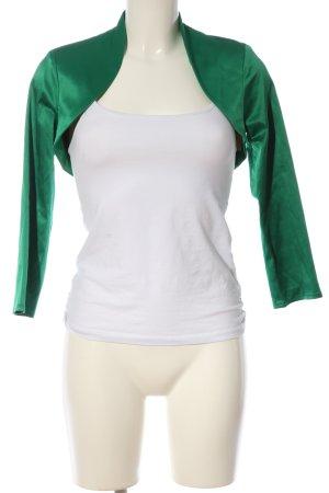 Fashionart Torera verde look casual