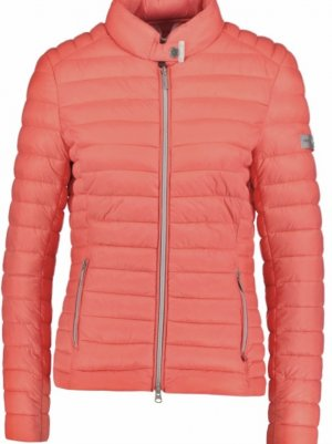 Frieda & Freddies New York Quilted Jacket bright red
