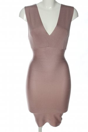Fashionnova Abito cut out rosa elegante