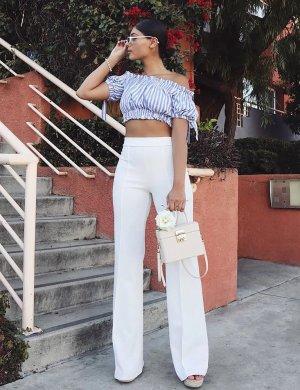 Fashionnova Marlene Trousers multicolored