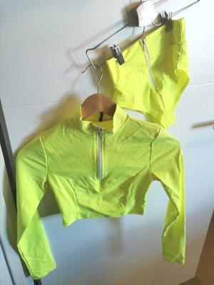 Fashion Nova Bikini neongeel
