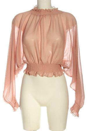 Fashionnova Transparenz-Bluse