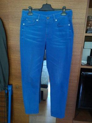 Gstar Jeans baggy bleu fluo